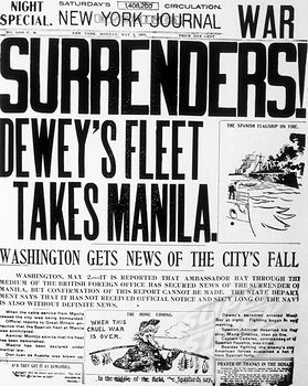should the philippines have been annexed by spain in 1898 Start studying apush chapter 20 learn vocabulary it was annexed in treaty of paris 1898-spain.
